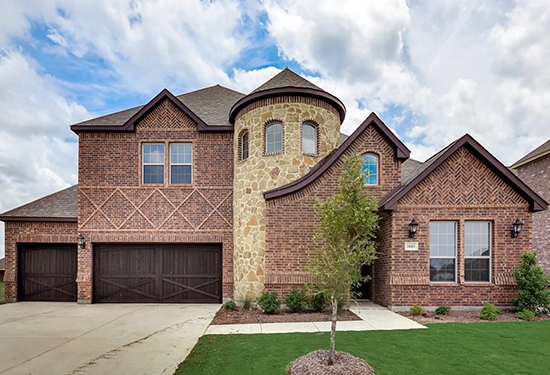 Home located in Mansfield, TX