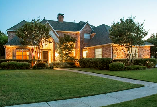 Home located in McKinney, TX